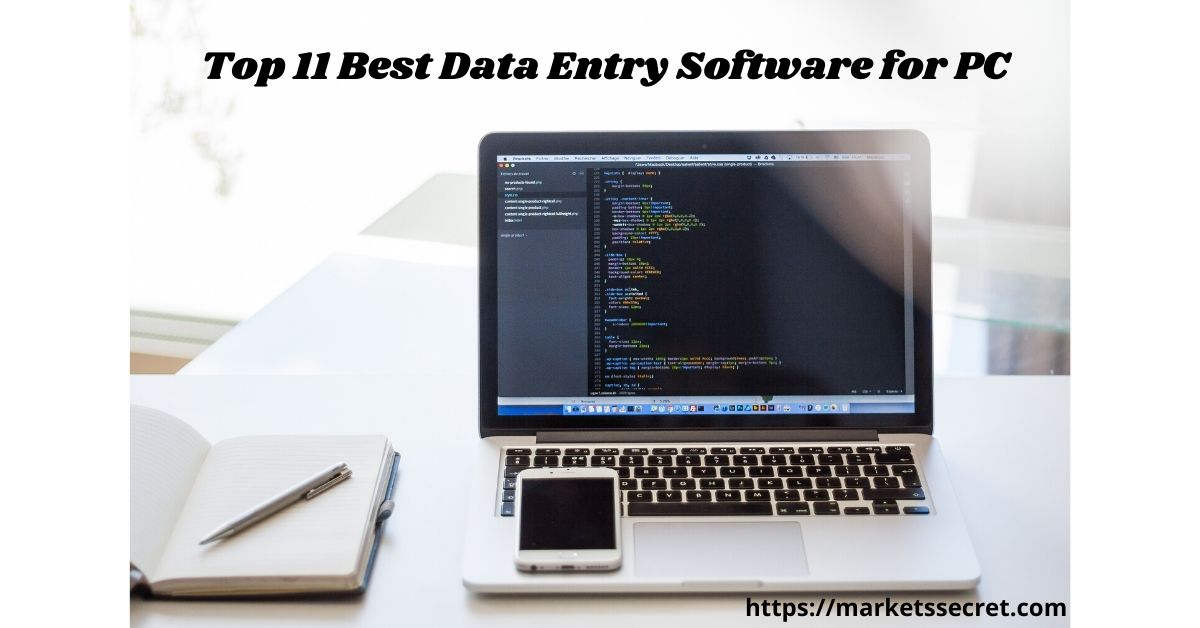 Best Data Entry Software for PC