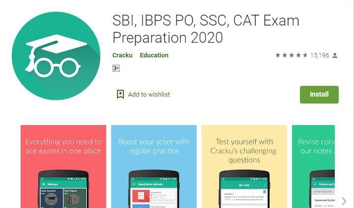 best banking exam app