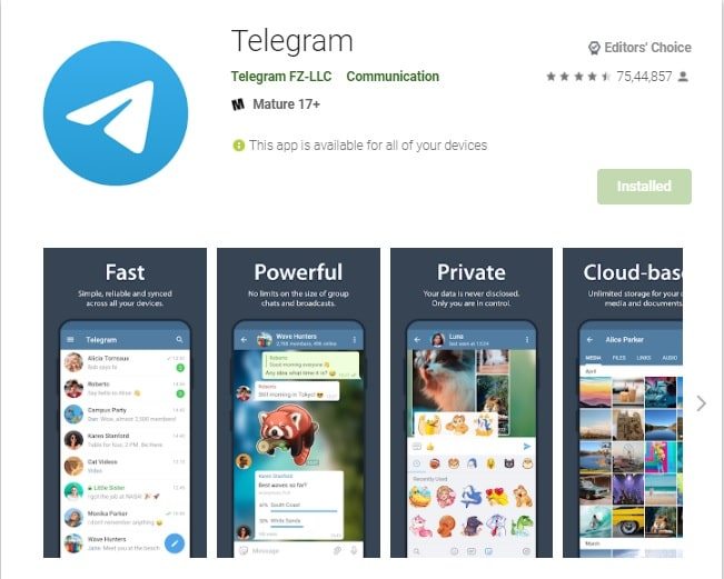 best messaging app for chat