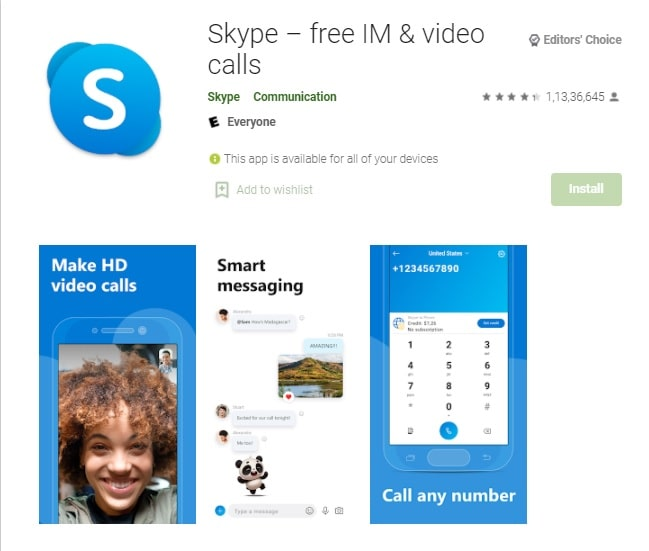 Apps for Messaging